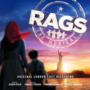 Rags The Musical Original London Cast Recording CD